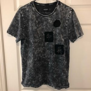 Guess Short Sleeve Tee Size M